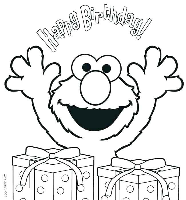 Happy Birthday Grandpa Coloring Page at GetDrawings   Free ...