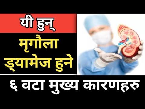 मृगौला पत्त्थरी हुँदा खान नहुने खानाहरु || Bad Food for kidney stone in Nepali