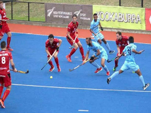 Four Nations Hockey: India lose 1-2 to Belgium in final encounter | Hockey News - Times of India