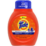 Tide 13875 Liquid Detergent, Regular Scent, 25 Oz