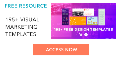 195 free visual design templates