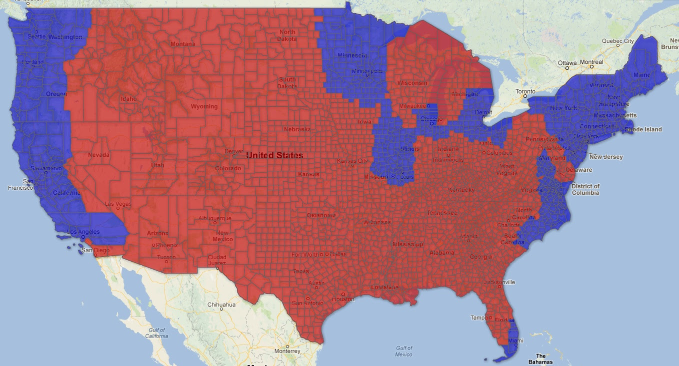 What Would Happen If Fifty Equally Populated States