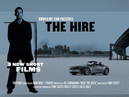 "How Brands Use Entertainment to Effectively Advertise Products & Case Study: BMW's ""The Hire"" 