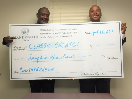 Attorney Frank Walker Sponsors Local Youthpreneur Event #Pittsburgh #CommunityService