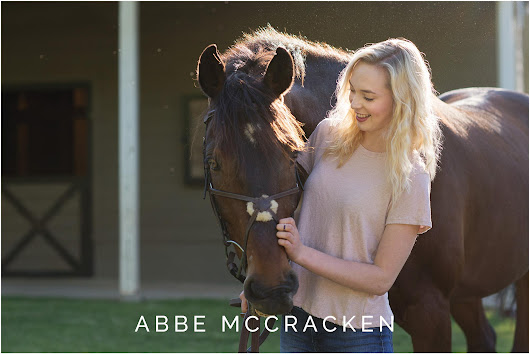 Emily & Her Horse | Senior Pictures