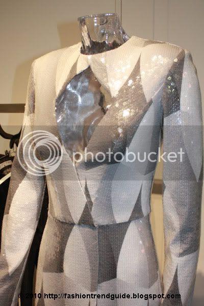 multi-color sequin dress
