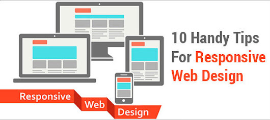 10 Handy Tips for Responsive Web Design | Dynamic Experts Solution