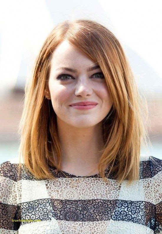 Hairstyle For Round Face Medium Length Truehairstyle