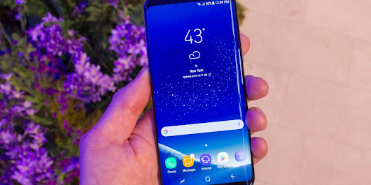 Samsung just announced a more durable version of its Galaxy S8 smartphone with a bigger battery