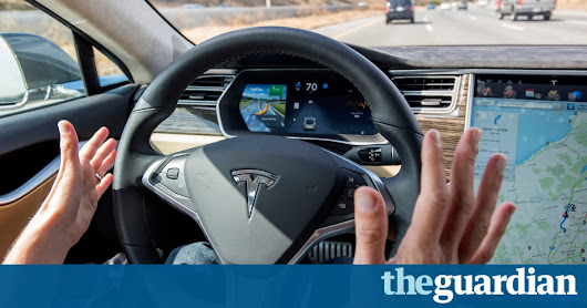 Car hacking is the future – and sooner or later you'll be hit | Technology | The Guardian