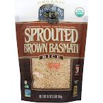 Lundberg: Organic Sprouted Brown Basmati Rice, 1 Lb
