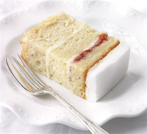Easy vanilla cake recipe   BBC Good Food