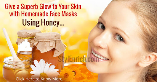 Honey Face Masks to Bring a Glow on Your Face