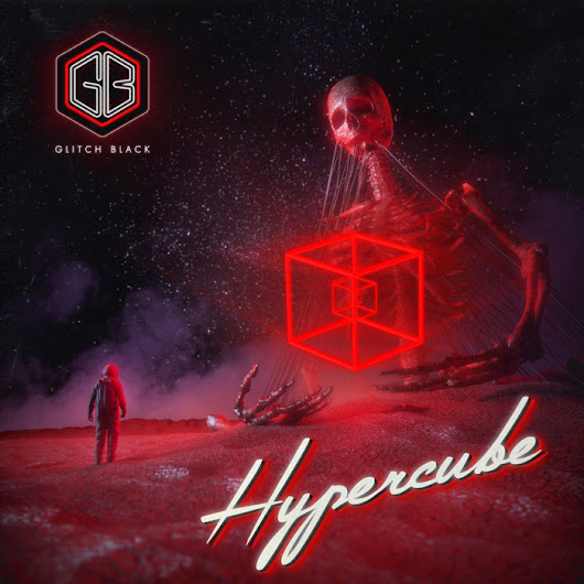 Hypercube, by Glitch Black
