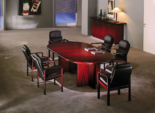 Executive Conference Table l Office Furniture