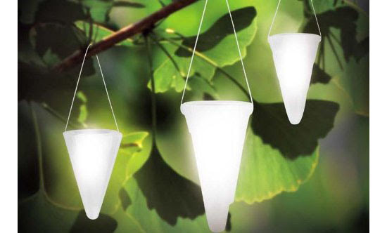 Hanging Garden Luz Solar