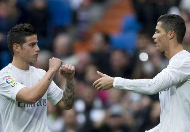 Ronaldo Stänkert Gegen Neue James Haarschnitt Goalcom