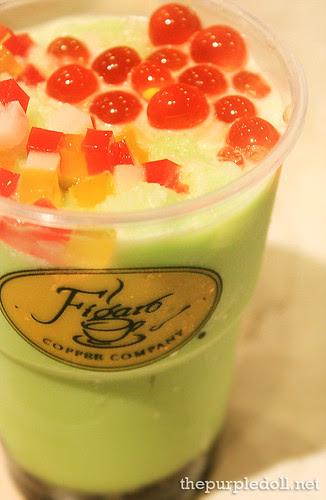 Honeydew Frost with Figaro Tea P100