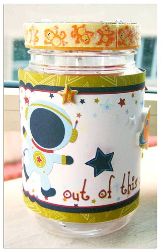 Out of this world jar