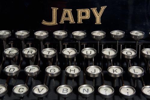 Japy V logo