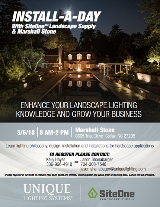 Learn More About Landscape Lighting and Grow Your Business