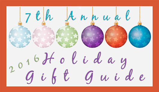 2016 Holiday Gift Guide + $25 Visa Gift Card Giveaway #HolidayGiftGuide