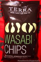 Patatine al Wasabi