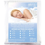 AllergyCare Allergy Store Pristine Dust Mite Mattress Covers King 15 inch, 100% Polyester   Allergy-Reducing Relief