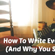 How And Why You Should Write Every Day - Inkwell Scholars