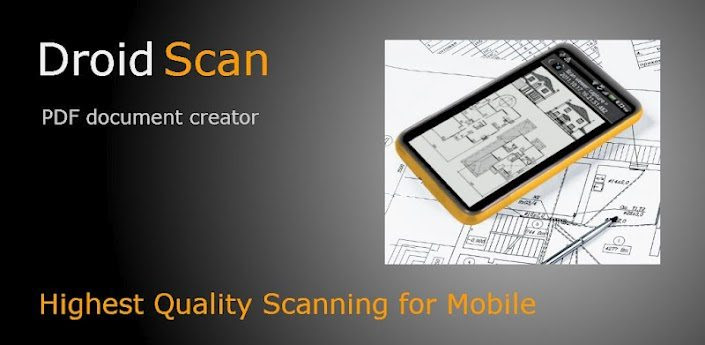 Droid Scan Pro PDF para Android