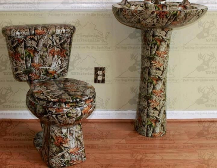 Camo Bathroom Accessories Real Rednecks Say Awesome Bedrooms