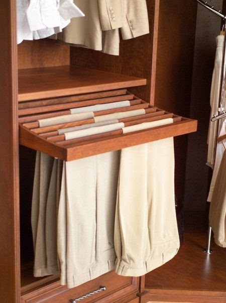 Smart Hacks And Ideas To Organize Your Closet As To Look More Spacious And Practical