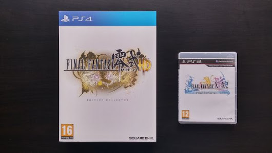 Blog : FF Type-0 HD collector's edition - Final Fantasy Heroes