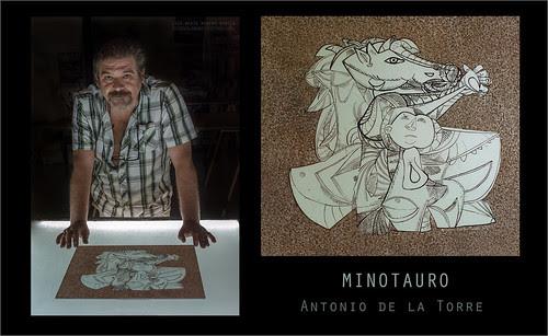 Minotauro, de Antonio de la Torre by JOSE-MARIA MORENO GARCIA = FOTOGRAFO HUMANISTA Y D