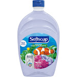 SoftSoap Aquarium - Soap - liquid - bottle - 0.4 gal - purple