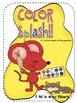 A Not So Wimpy File Folder Game: Color Splash! (a color ma