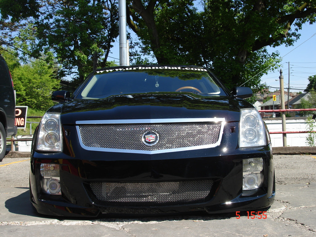 Cocaines's 2005 Cadillac STS in toronto, ON