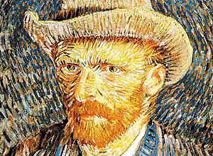 Reação química alterou tonalidade das cores usadas em quadros do pintor Van Gogh (foto), explica análise científica