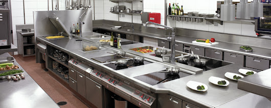 What Makes a Commercial Kitchen? - Meher Engineers