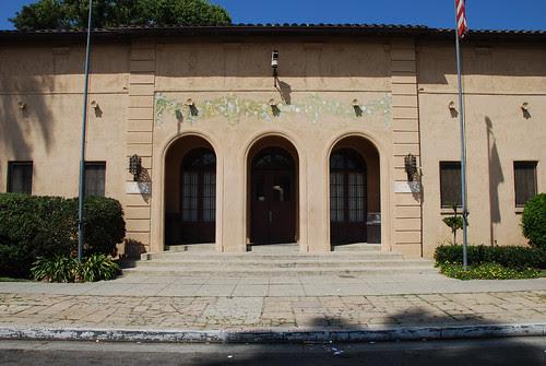 Y.W.C.A. Hollywood Studio Club