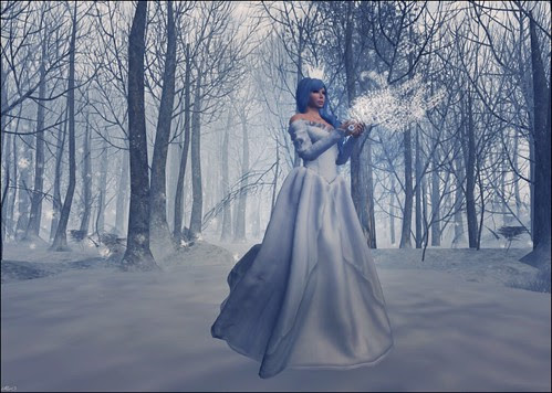 Style - I'm the mother effin snow queen