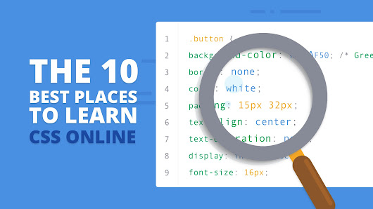 The 10 Best Places To Learn CSS Online | Aspen Grove Studios