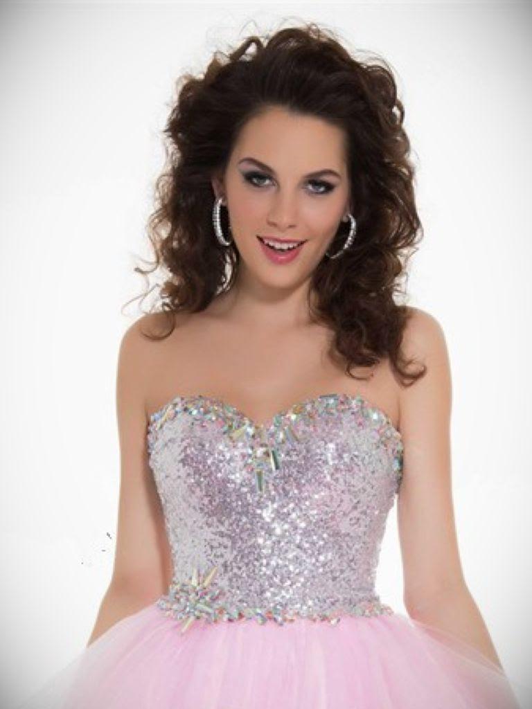 Formal Dresses For Short Hair
