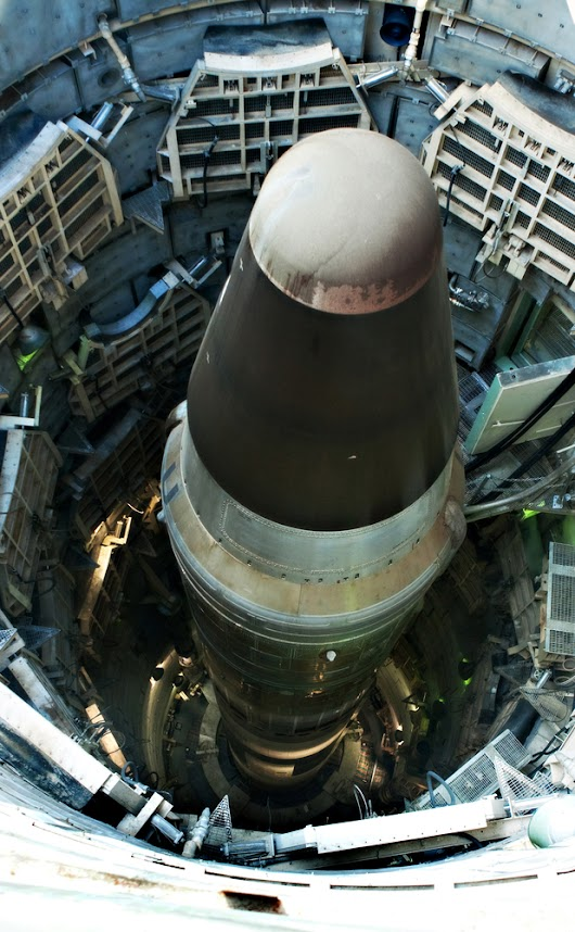 For Nearly Two Decades the Nuclear Launch Code at all Minuteman Silos in the United States Was 00000000