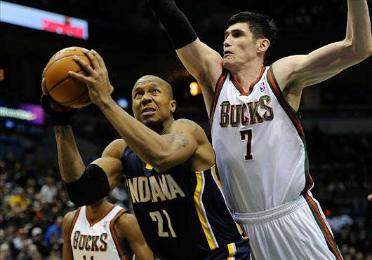 Indiana Pacers Take Out Milwaukee Bucks 110-100