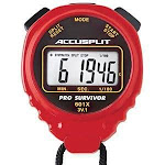 Accusplit Pro Survivor (A601X) Stopwatch