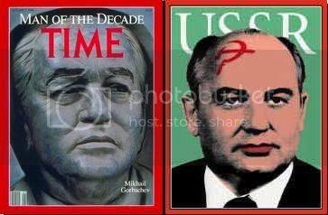 Gorbachev_collage