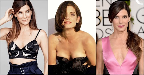 Sandra Bullock Hot Pics (@Tumblr) | Top 12 Hottest
