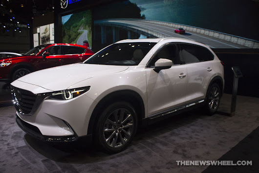 Mazda CX-9 Named Autotrader 'Must Test Drive'