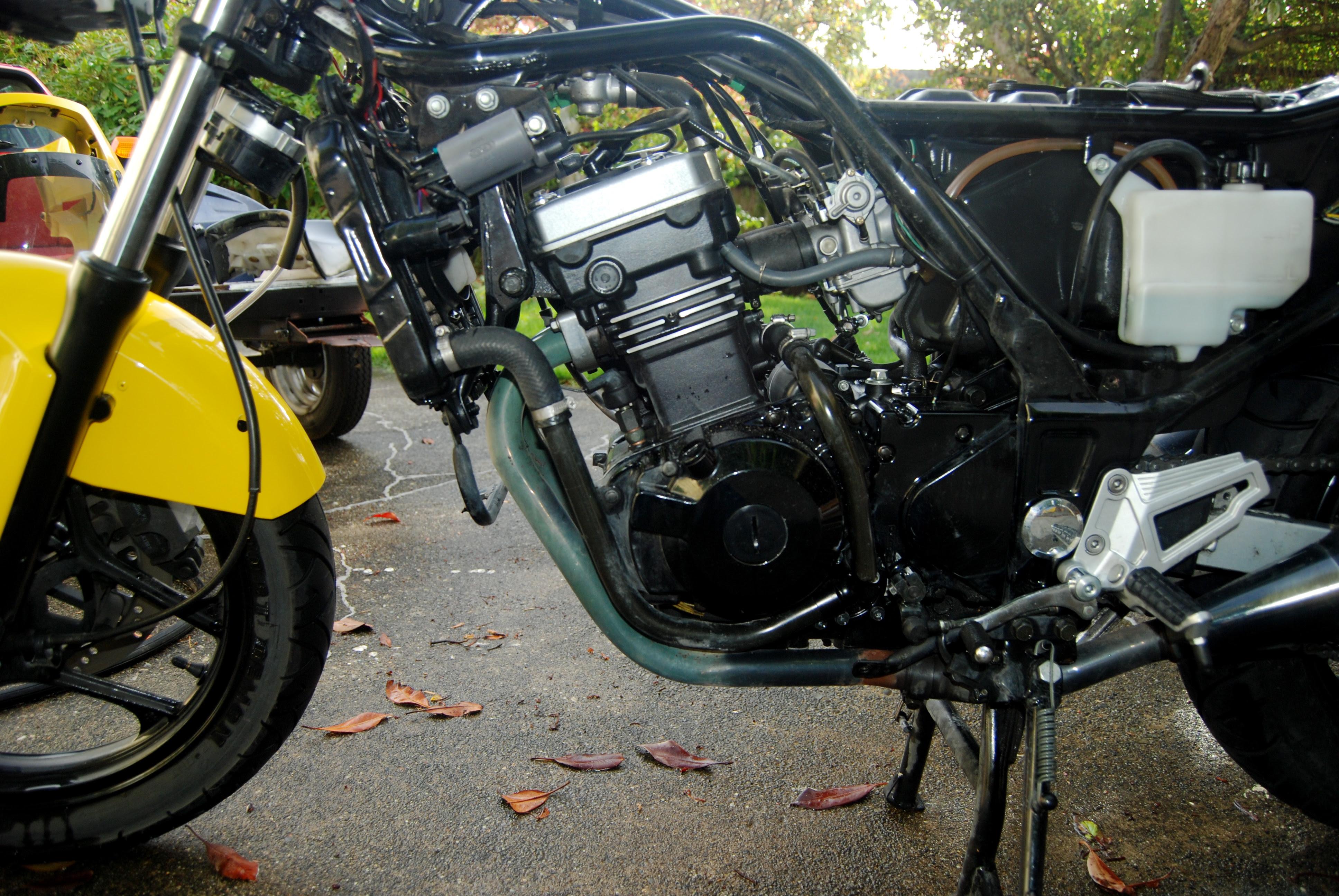 Kawasaki Ninja 250r Review And Photos